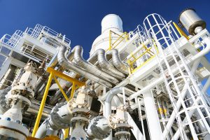 Oil, petroleum and chemical industries