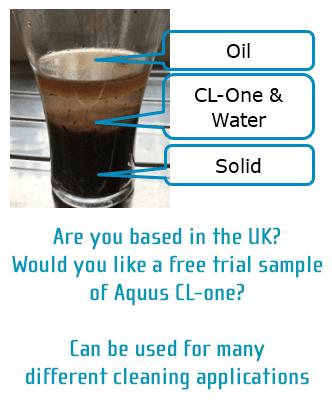 free trial sample of Aquus CL-one