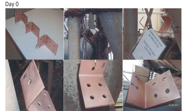 corrosion protection for metal