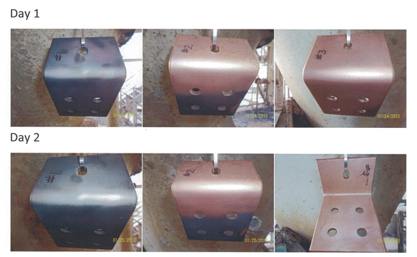 metal corrosion protection