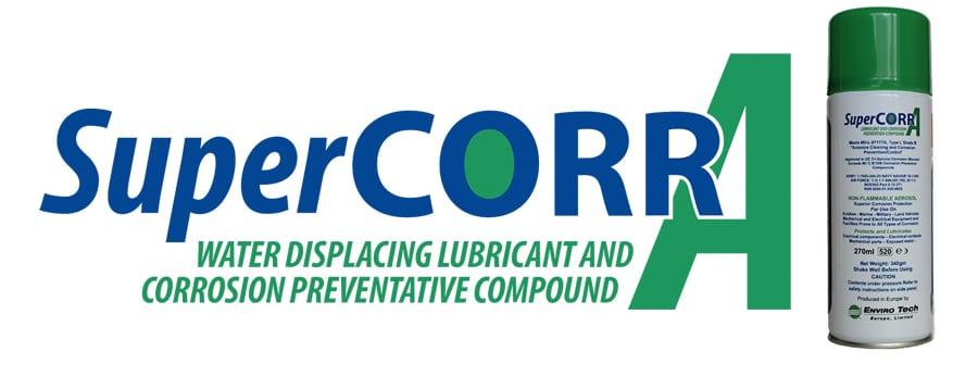 Corrosion protection spray