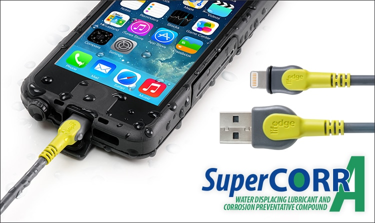 protect USB contacts
