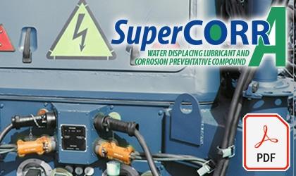 SuperCORR A improves connector maintenance